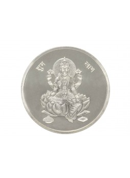 20gm Laxmi Non Colour 999  Purity Silver Coin