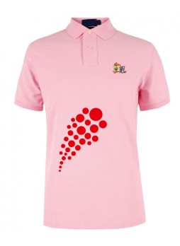 National Games Polo Neck T shirt [Pink]
